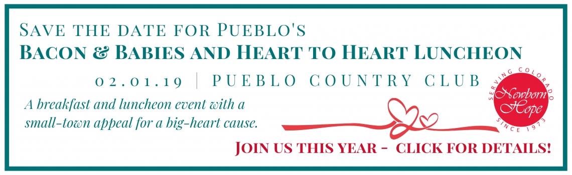 Heart to Heart 2019 banner